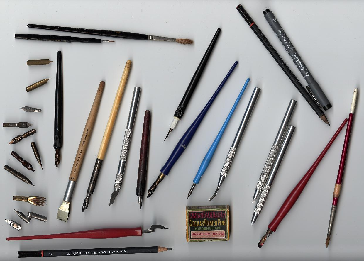calligraphy-tools