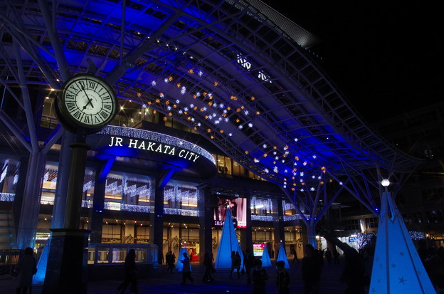 JR博多シティの写真