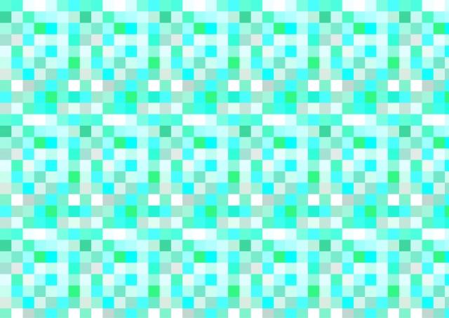 コンピュータの演算で生成された画像