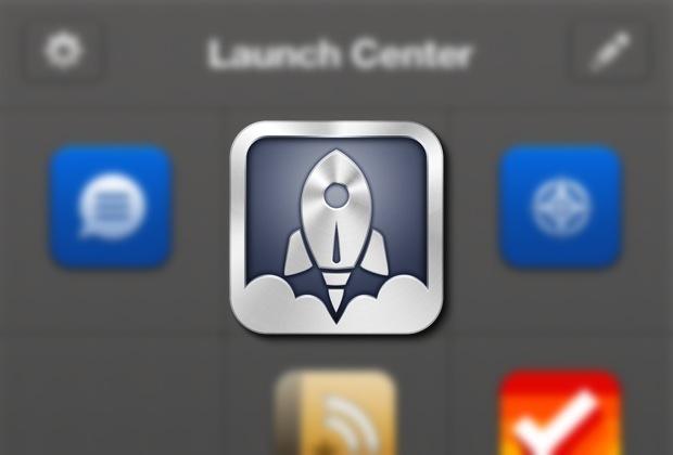 Launch Centerアプリの画像