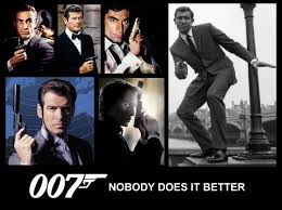 007 Nobody does it betterのポスター画像