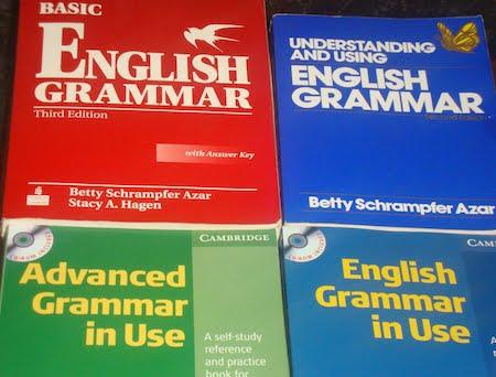 英語の文法テキスト