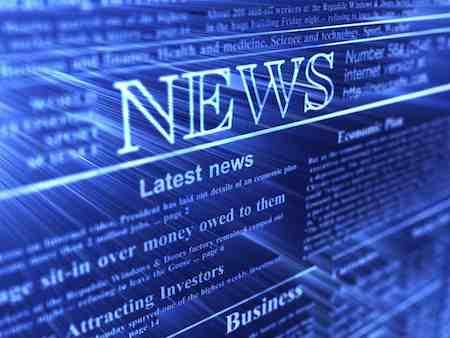 英語のニュース