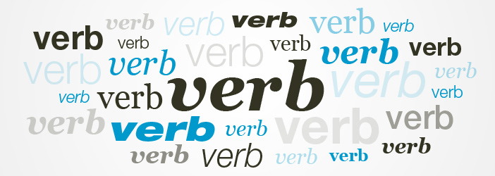 english verb
