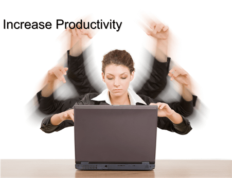 Increasing-Productivity