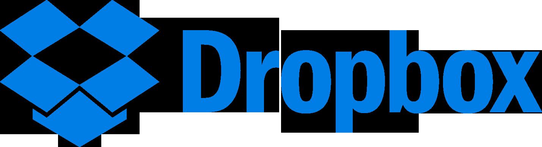 ドロップボックスのロゴ