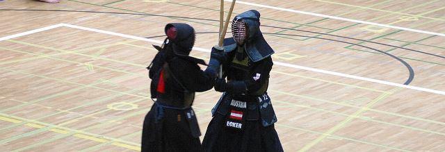 剣道大会の画像