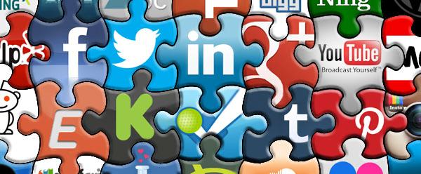 ソーシャルメディアの画像