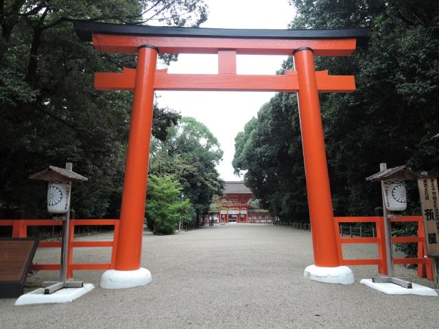 神社の鳥居の画像