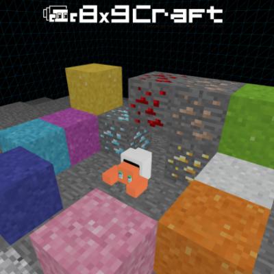 8x9 Craftのハックンの画像